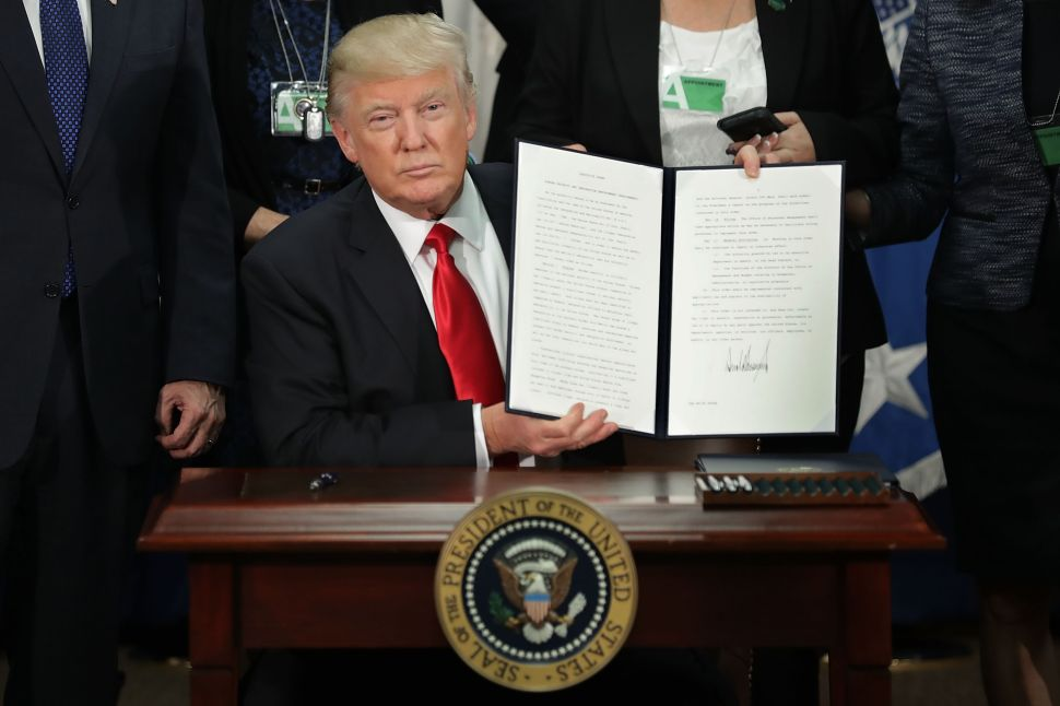 Sanctuary City Mayors Declare Donald Trump's Executive Orders Won't Change Anything
