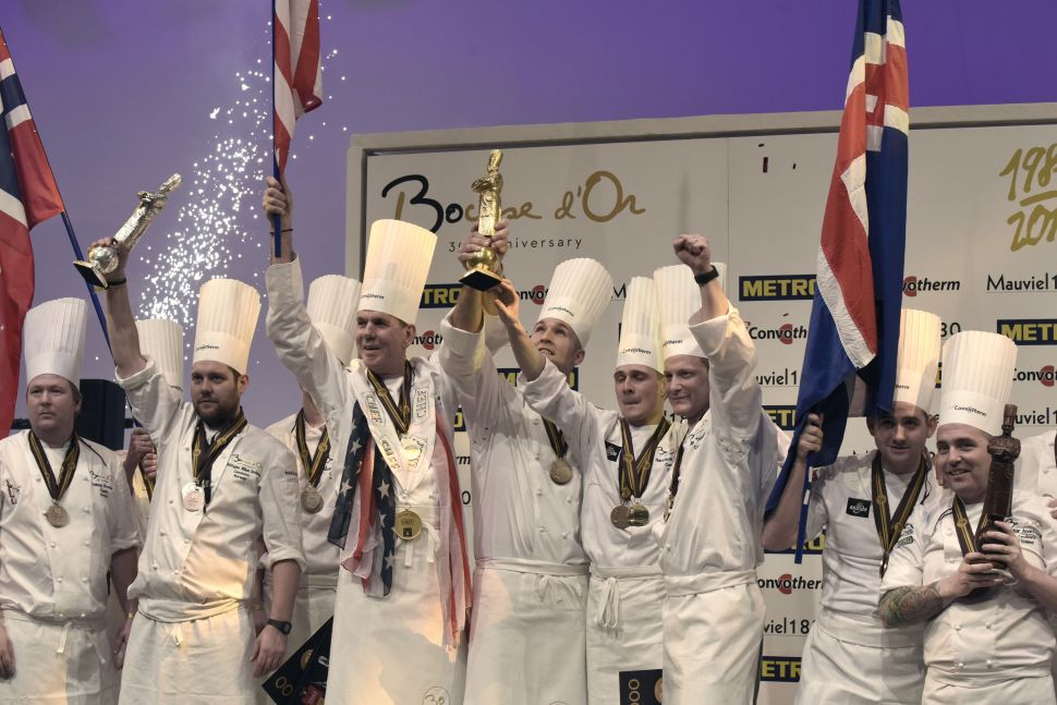 Eater's Hot Take on Bocuse d'Or Burns the Culinary Community