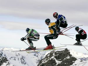 Skiing is an expensive sport, and entrepreneurs should take advantage of it.