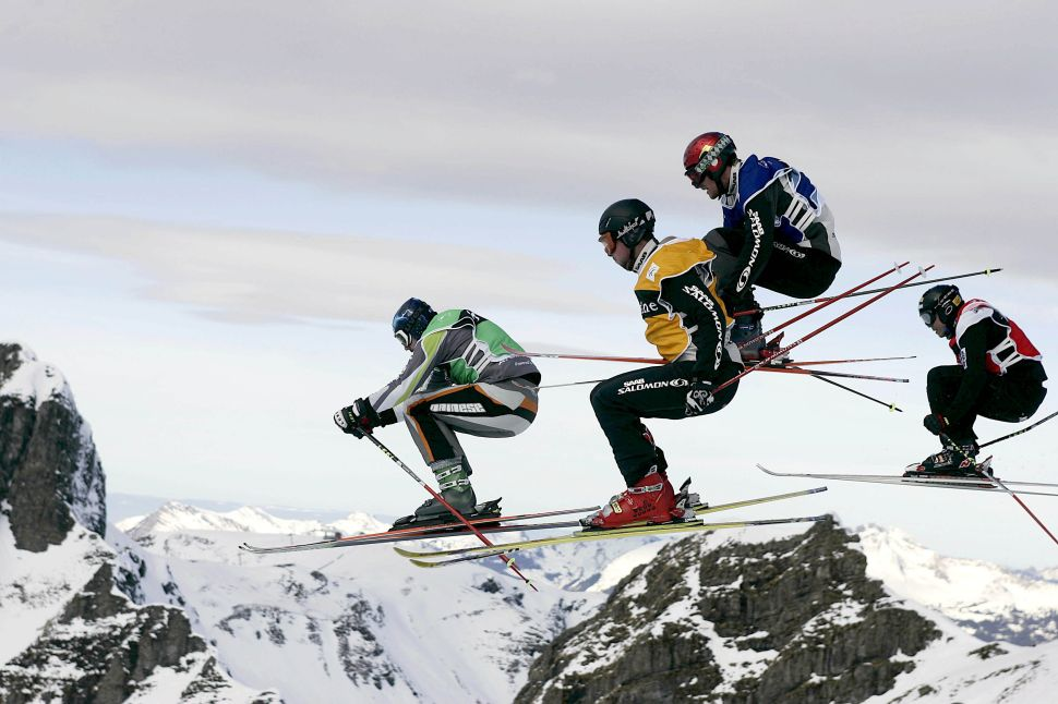 Earth to Fitness Wearables: The Market for Ski Tech Is Ripe for the Picking