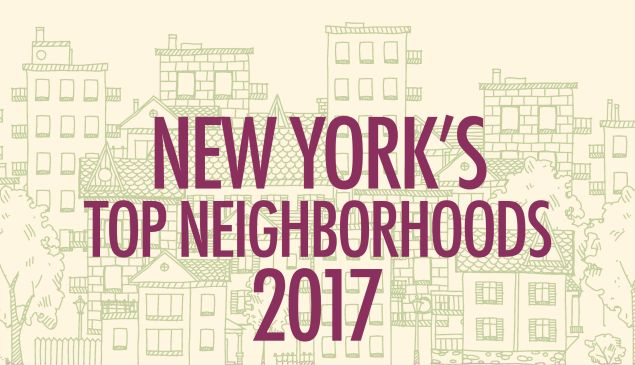 Top Residential Neighborhoods for 2017
