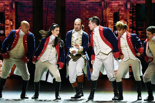 Here's Why You Shouldn't Post About 'Hamilton' on Your Facebook Feed