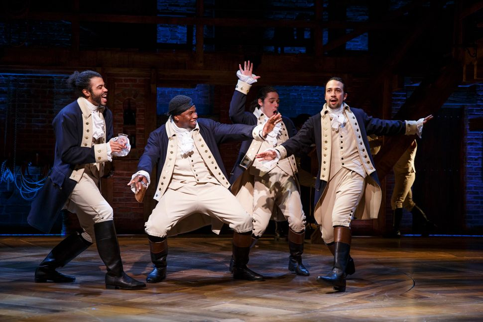 Order Your July 4 Booze From Postmates and You'll Get 'Hamilton' Jokes Too