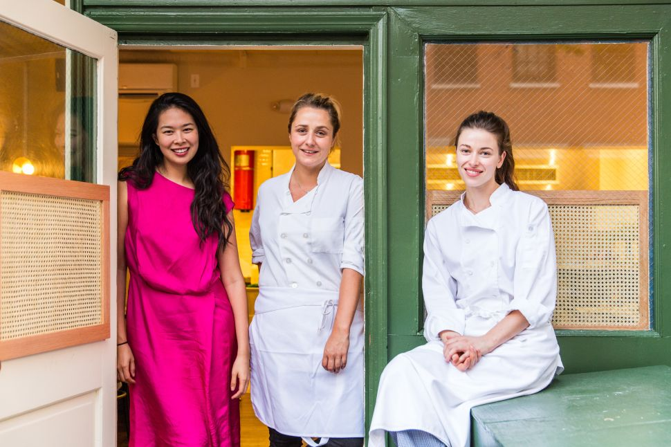 Three Female Food Entrepreneurs Are Behind This Hot Soho Eatery