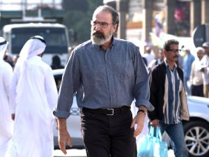 Mandy Patinkin as Saul Berenson in Homeland.