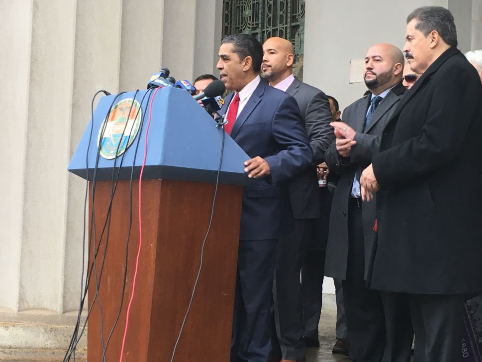 NYC Latino Congressmen Vow to Battle Trump's Sanctuary City Executive Order in Court