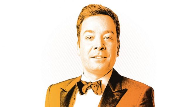 Jimmy Fallon, host of the 2017 Golden Globes.