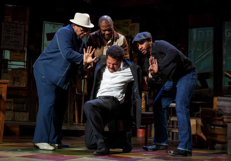At Long Last, August Wilson's 'Jitney' Pulls Into Broadway
