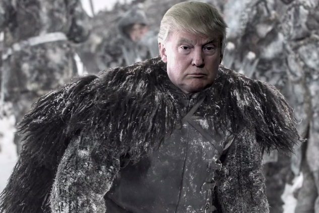 Donald Trump Should Probably Read 'A Song of Ice and Fire'