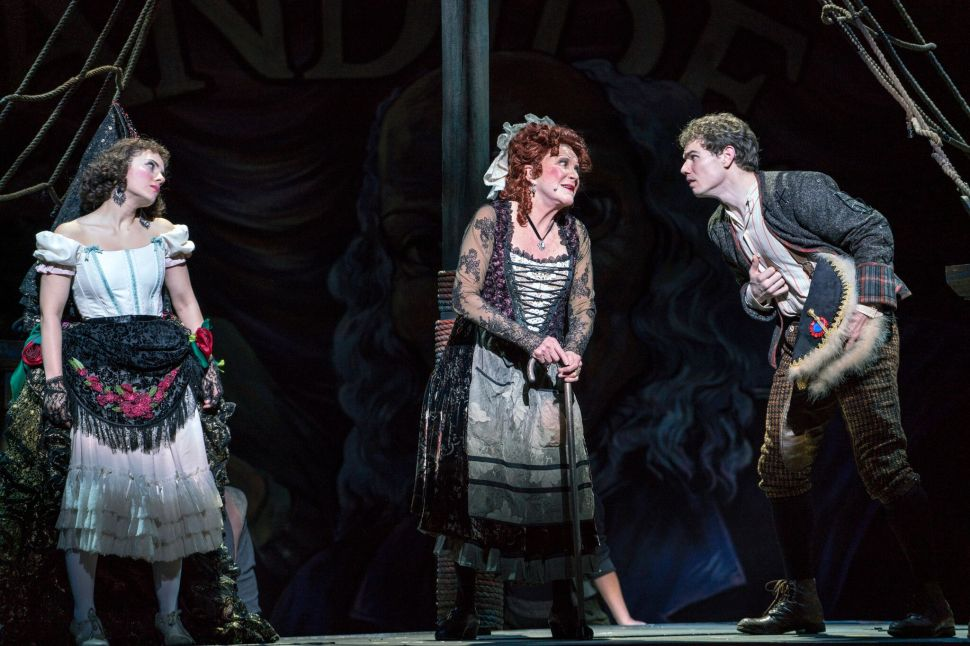 'Old Lady' Linda Lavin Animates NYCO's Stale 'Candide'