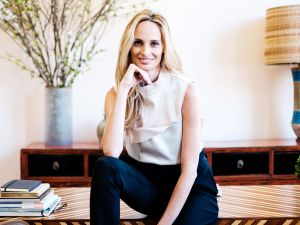 Lauren Santo Domingo.
