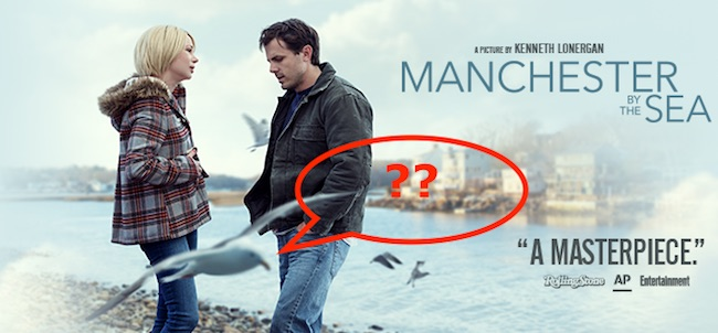 A Quick Word From: A 'Manchester By The Sea' Seagull Who's Unsure Why You're Crying