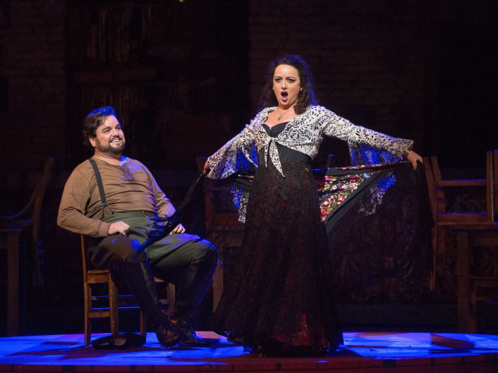 Mezzo Clémentine Margaine Is a Ray of Light in Met Midwinter