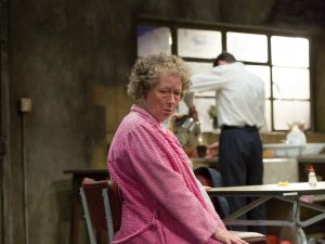 Marie Mullen as Mag Folan in The Beauty Queen of Leenane by Martin McDonagh.