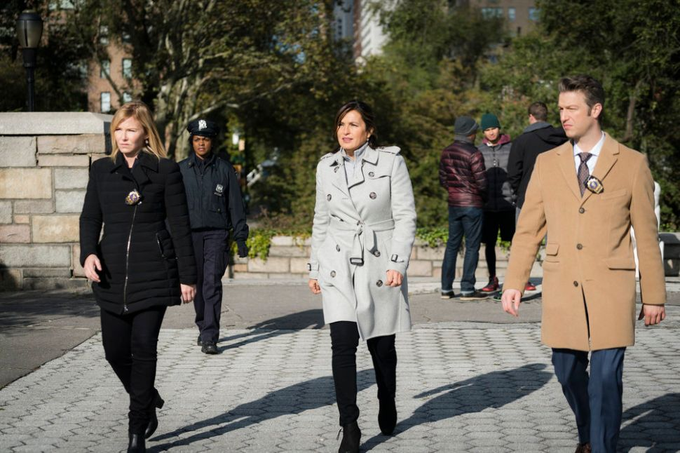 'Law & Order: SVU' Recap 18×09: The More Things Change, the More They Stay the Same