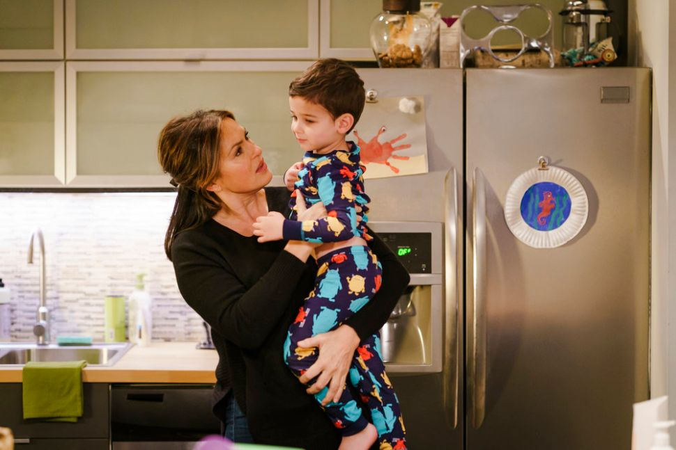'Law & Order: SVU' Recap 18×08: A Study in Maternal Instinct
