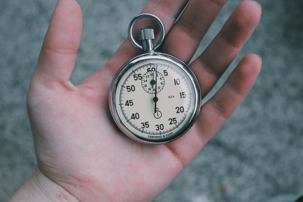 This Is How The Most Decisive People Measure Time