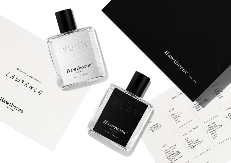 This Cologne Brand Accurately Chooses a Scent for You