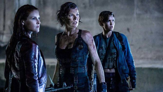 'Resident Evil: The Final Chapter' Not So Bad, Far From Final