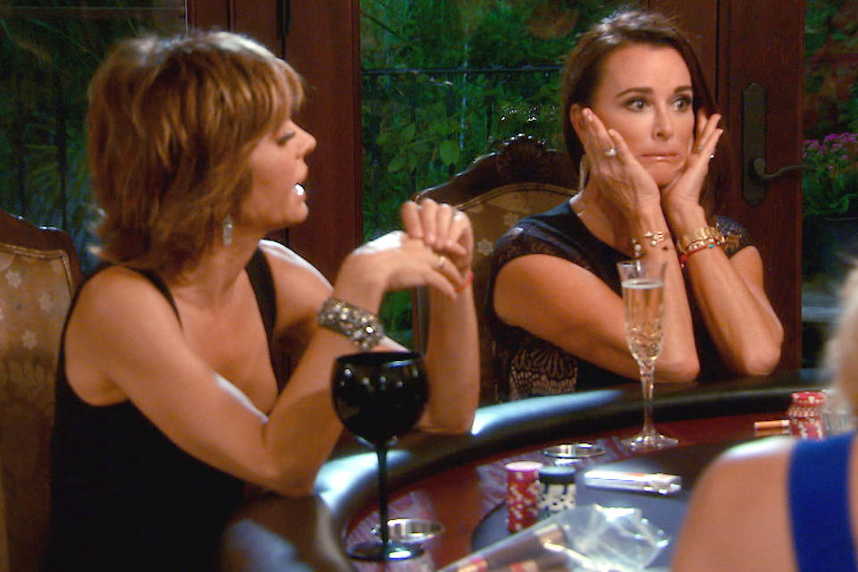'Real Housewives of Beverly Hills' Recap 7×06: Emotional Toddlers and Latent Lesbians