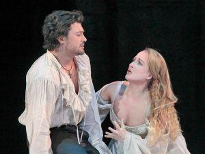 Vittorio Grigolo and Diana Damrau in 'Roméo et Juliette'