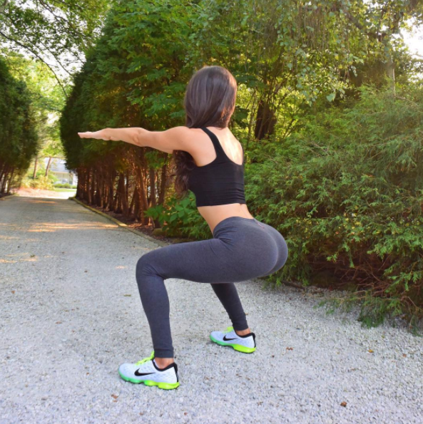 Jen Selter's Workout App Is All About Butts