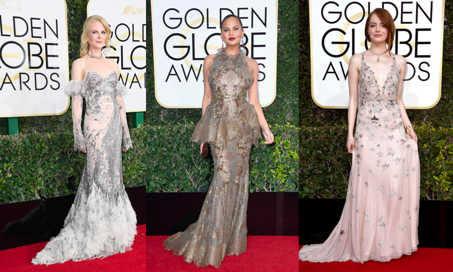 Five Major Trends From the 2017 Golden Globes