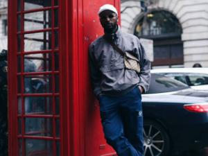 Terence Sambo, shot by Dan Sutton.