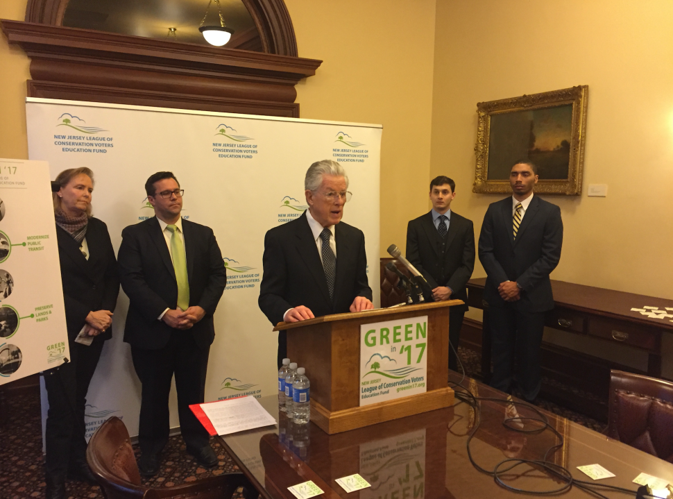 NJ Governors Call on Gubernatorial Candidates to Resist Trump on Environment