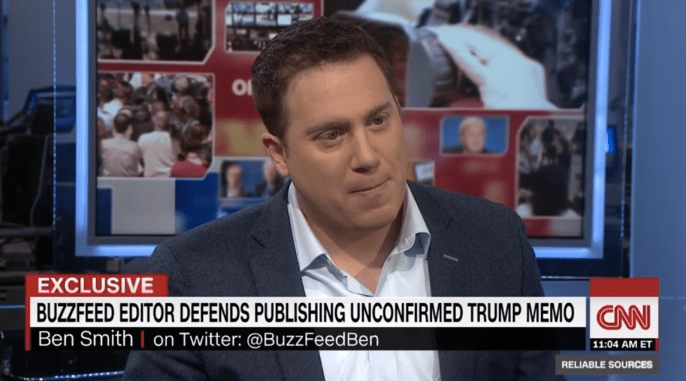 The Tabloids Never Would Have Run BuzzFeed's Trump Dossier