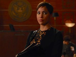 Cush Jumbo in The Good Fight.