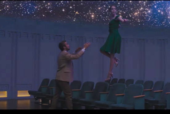 A Quick Word From: 'La La Land' Security Guard Who Let People Fly in the Planetarium