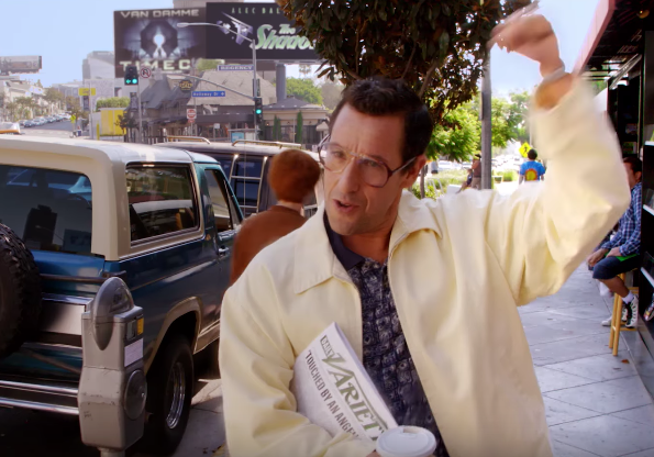 Netflix's Blood Pact with Adam Sandler Continues in 'Sandy Wexler'