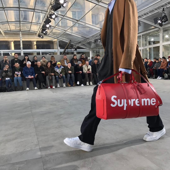 Here's the Easiest Way to Cop Louis Vuitton x Supreme