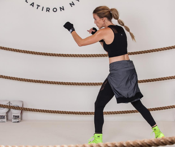 Boxing Takes Over as the Workout of the Moment