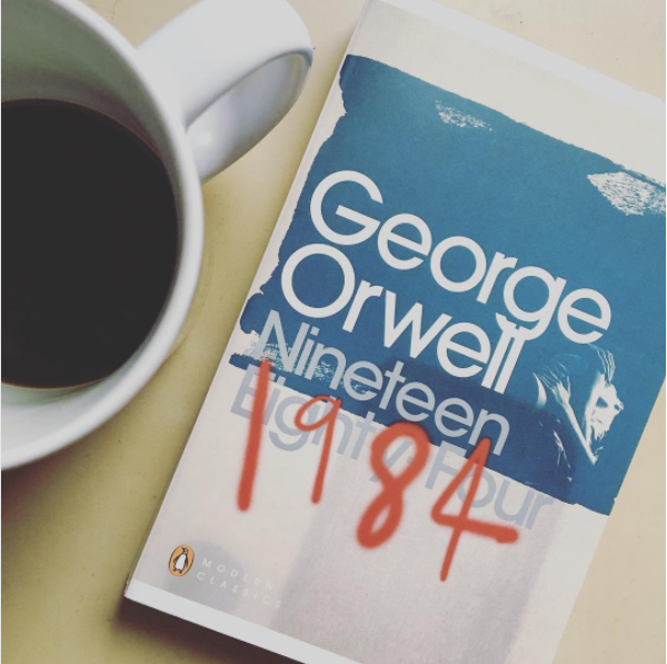 Sales of George Orwell's '1984' Have Skyrocketed in Wake of 'Alternative Facts'