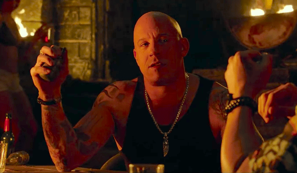 Imagined Dialogue For: 'XXX: The Return of Xander Cage'