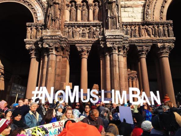 NJ Gubernatorial Hopefuls Weigh in on Trump Muslim Ban