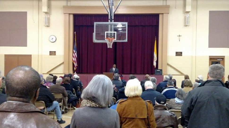 NJ's Monmouth County Democrats Elect New Chairman