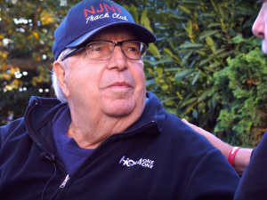 Coach Frank Gagliano speaking in an interview with The Shoe Addicts in their 2016 HOKA ONE ONE Coaching video series