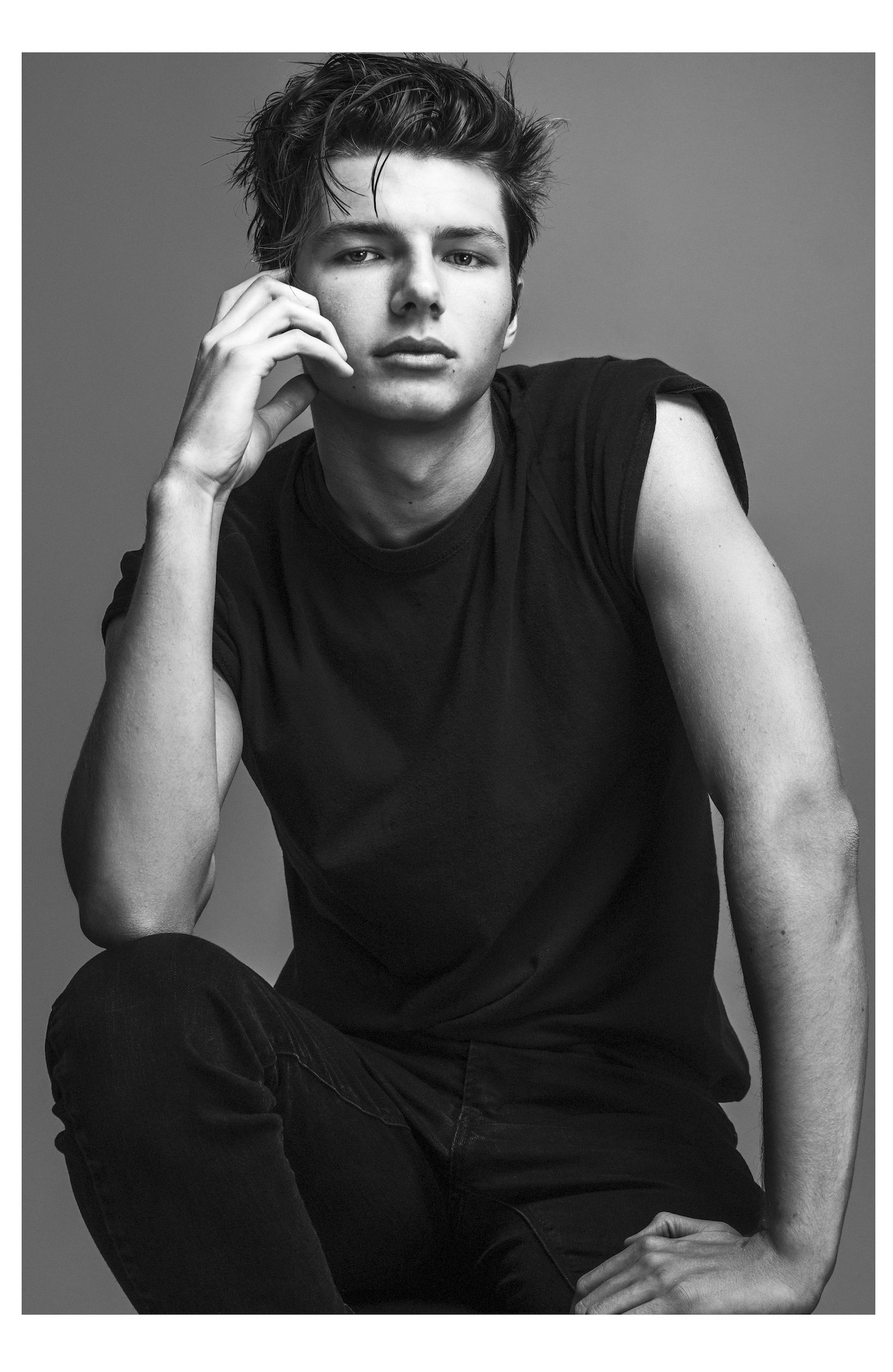 The 21 Male Models You Need To Know Observer