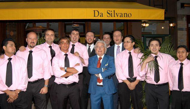 Da Silvano, you will be missed.