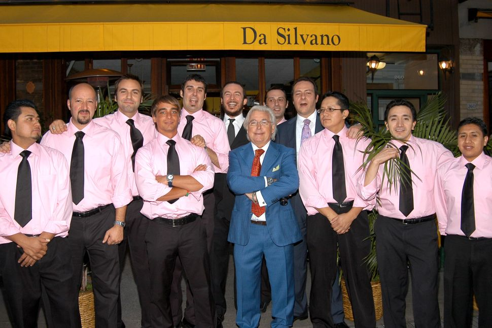 Da Silvano Owner Bids Adieu to Restaurant and Apartment
