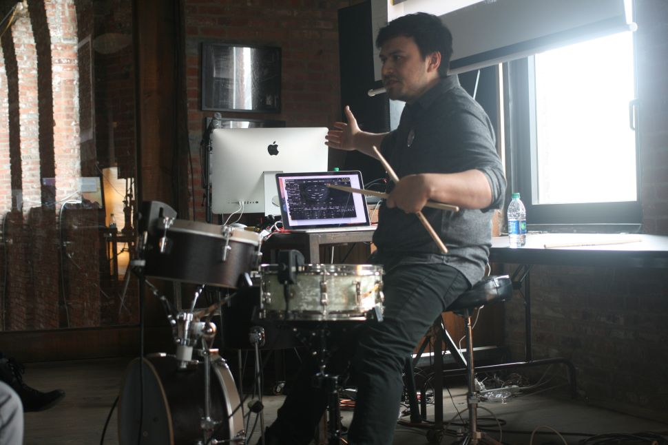 With This New Sensor, Drummers Will Never Sound the Same Again