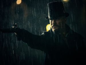 "TABOO -- ""Episode 3"" (Airs Tuesday, January 24, 10:00 pm/ep) -- Pictured: Tom Hardy as James Keziah Delaney."