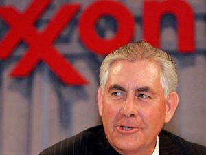 Rex Tillerson, chairman and CEO of ExxonMobil and Donald Trump's pick for secretary of state.