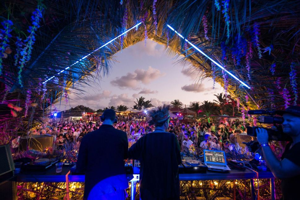 This Tropical Festival With a Concierge Is More Luxe Than Coachella