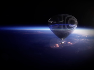 1. World View Enterprises will start sending people on high altitude balloon rides2017 is the year near-space exploration company World View Enterprises plans to start send paying customers 100,000 feet in the air on high-altitude balloon rides. A ride, which will set you back $75,000, is five or six hours from start to finish and includes two hours in the stratosphere where you're higher than 99 percent of Earth's atmosphere. Read more about the project here.
