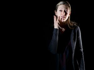 Marin Ireland in 'On The Exhale'