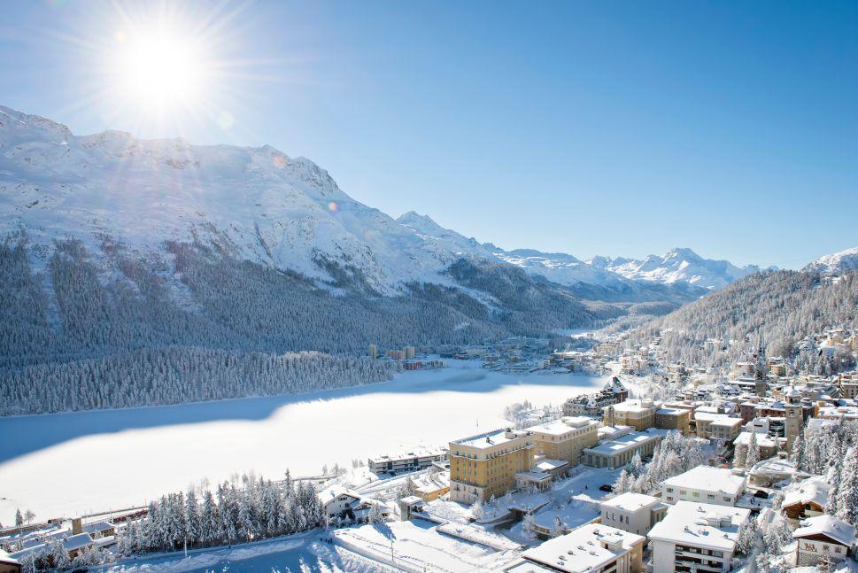 This European Ski Town Puts Aspen to Shame